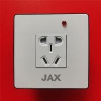 带指示灯插座