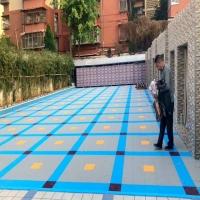 天津河东拼装地板铺装公司室外防水