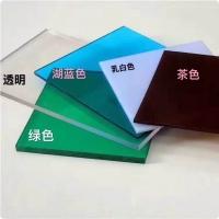 PC耐力板陽光板光學擴散板磨砂板鎖扣板插接板