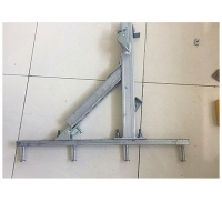 波优帝管廊支架 抗震支架 托臂支吊架 规格齐全 加工定做