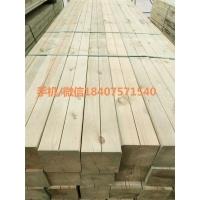 樟子松防腐木户外阳台吊顶防腐木地板栏杆外墙木方木条