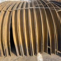 u型鋼支架的受力狀態 U型鋼棚簡介承受力強的礦用支架
