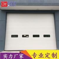 滑升门 电动保温提升门 工业厂房垂直提升门
