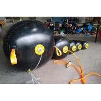 市政污水管道封堵气囊  充气式橡胶堵水气囊 现货供应