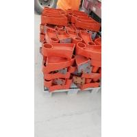 钢板焊接护栏支架a晋城焊接防撞护栏支架