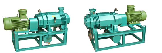 LG-110螺杆真空泵 环保干式无油真空泵