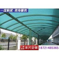 供應成都上海陽光板、車棚雨棚雙層耐力板板、透明板隔音屏障