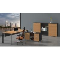 深圳办公家具 现代简约老板桌 家具板式 大班桌主管桌 中高端