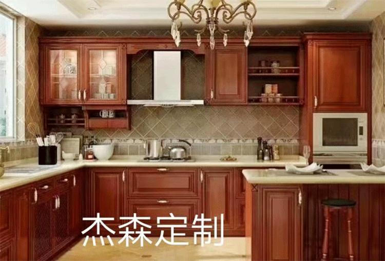 杰森全屋定制厨房系列橱柜