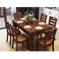杰森定制餐厅家具餐桌