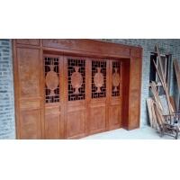 中式门窗定制、四合院门窗安装、仿古门窗价格