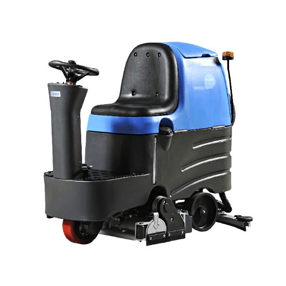 集合环保容恩R-QQR驾驶式洗扫一体机
