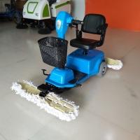 集合环保JHC06电动三轮尘推车