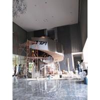 廣州筑夢建筑室內鋼結構旋轉樓梯
