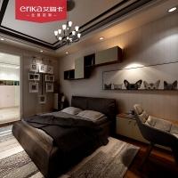 艾瑞卡全屋定制 极简风格厅房家具定做 现代简约家具