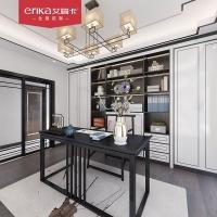 艾瑞卡全屋定制 新中式風格家具 餐邊柜廳柜裝飾酒柜