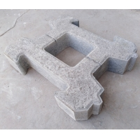 供應焦作沁陽市水利河道護坡磚支持各種型號尺寸定制