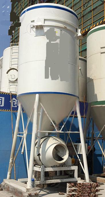 正科干混砂浆罐生产砂浆储存罐 可现场订做质量保证可靠