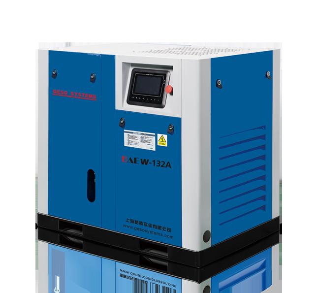 上海无油水润滑空压机,132千瓦10公斤水润滑空压机