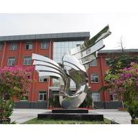 学校不锈钢雕塑 校园不锈钢雕塑 大型不锈钢城市雕塑
