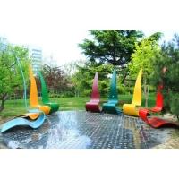 创意座椅不锈钢雕塑 水景雕塑