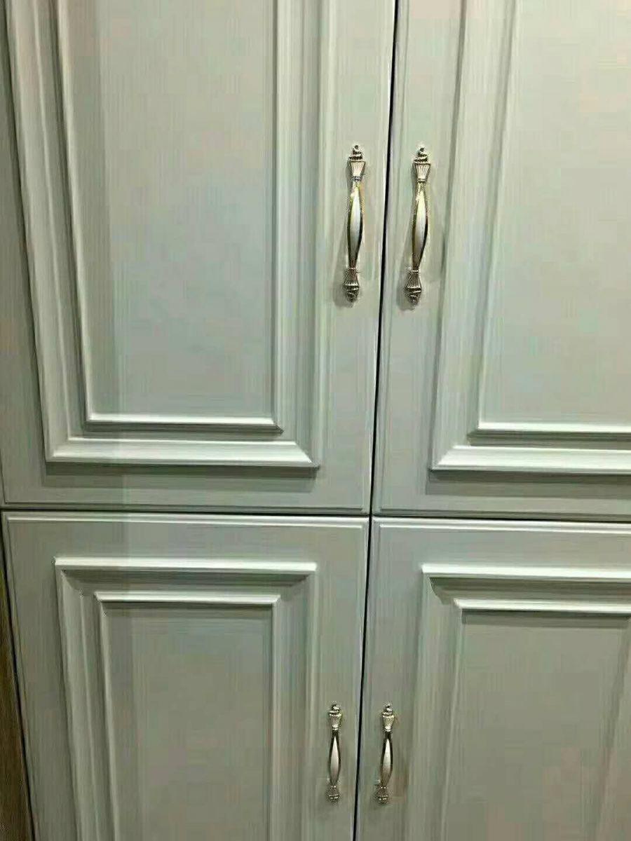 生态欧式家具免漆木线墙柜门造型线松木热包覆装饰线