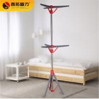 重庆西拓金属制品有限公司晾晒架S190(双层)