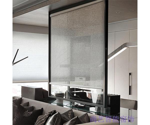 南京智能窗饰-尚艺智能窗饰厂-尚艺卷帘