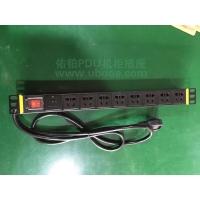 PDU机柜插座电源排插新国标防雷2020款