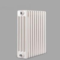 鋼四柱散熱器 鋼四柱暖氣片 GZ406 鋼制圓管四柱暖氣片