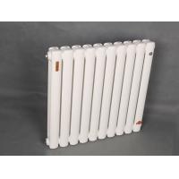 5025方头钢二柱暖气片 钢制二柱型散热器5025 华翅暖气