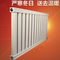 華翅 8050暖氣片 鋼制柱式暖氣片 家用8050散熱器
