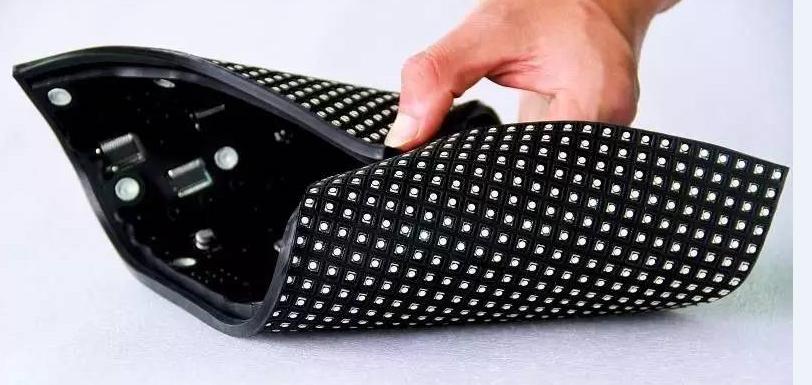 河南科视电子柔性led显示屏产品