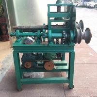 76型电动弯管机 不锈钢大棚弯管机 圆管立式弯弧机