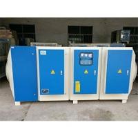 WH-GYJ光氧催化废气净化器 养殖场VOC废气污染除臭除味