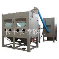 五金建材行业喷砂机设备