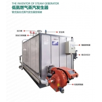 广西1吨燃气蒸汽锅炉 WNS1-1.25燃气锅炉
