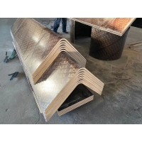 方柱模板加固件-方柱模板抱箍間距-新型方柱模板圖