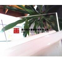 地铁高铁塑料玻璃_透明耐力板_PC板厂家