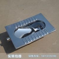 供应监狱专用蹲便器 304不锈钢材质