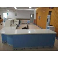 医院护士站台面
