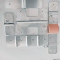 新能源软连接 电池导电连接件铝箔软连接厂家定制