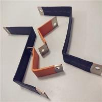 T2优质铜箔软连接 高分子扩散焊接软铜排工艺