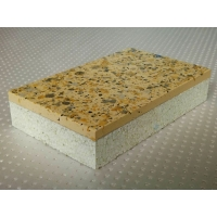 成都白泡(EPS)保溫裝飾一體板  EPS保溫一體板廠家銷售