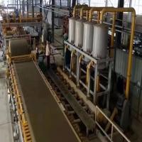 硅酸鈣板設備 硅酸鈣板生產設備 結構緊湊性價比高