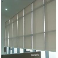 北京窗帘定做办公卷帘布艺窗帘百叶窗帘遮阳天棚帘电动窗帘定做