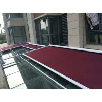北京遮阳棚雨棚定做伸缩遮阳棚阳光房玻璃顶电动天幕蓬