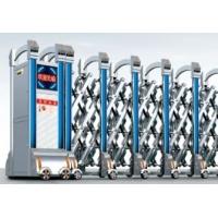 广西铝合金无轨电动伸缩门,广西自动伸缩门,广西伸缩门安装