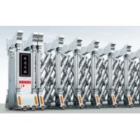 廣西分段伸縮門,廣西無軌電動伸縮門,伸縮門安裝報價
