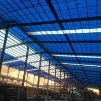 河南阻燃角驰采光板-创霖玻璃钢透明瓦-PC阳光板批发规格